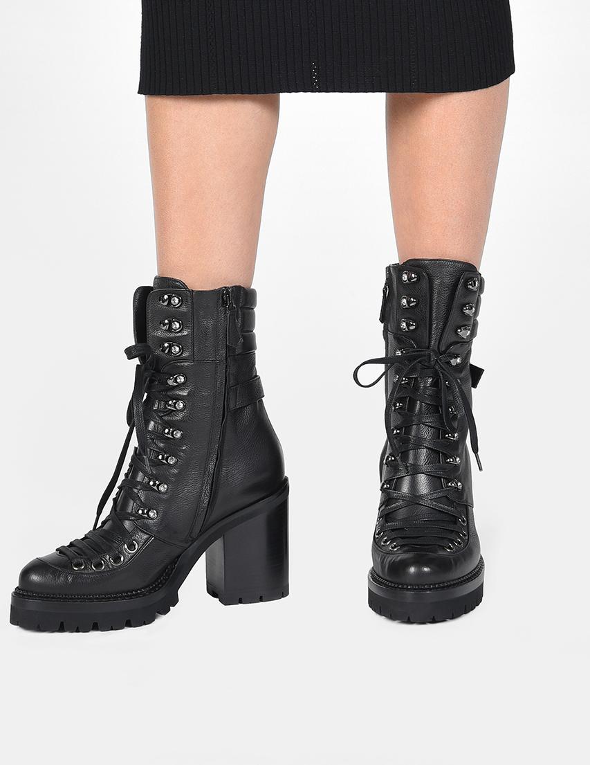 Женские ботинки Nando Muzi 215-black