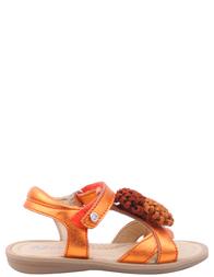 Детские босоножки для девочек NATURINO 2355-orange