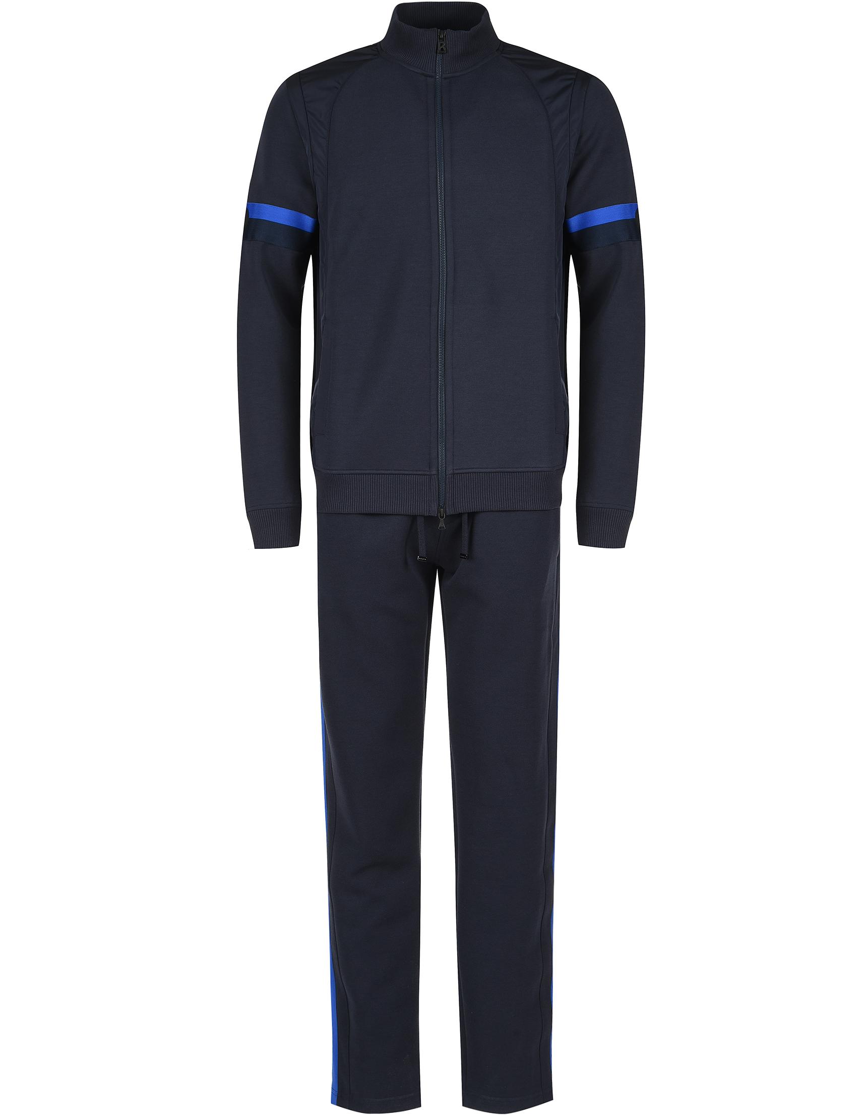 Купить Спортивный костюм, BOGNER, Синий, 69%Полиэстер 31%Хлопок;100%Полиэстер, Весна-Лето