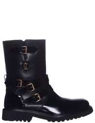 Женские ботинки JOHN GALLIANO 6961-Lblack