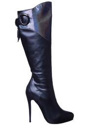 Женские сапоги GENUIN VIVIER 671-11_black