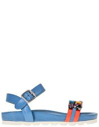 Женские сандалии Albano AGR-8807_blue