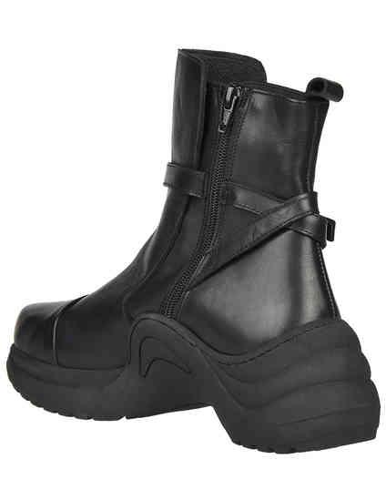 черные женские Ботинки L'Estrosa 514_black 6998 грн