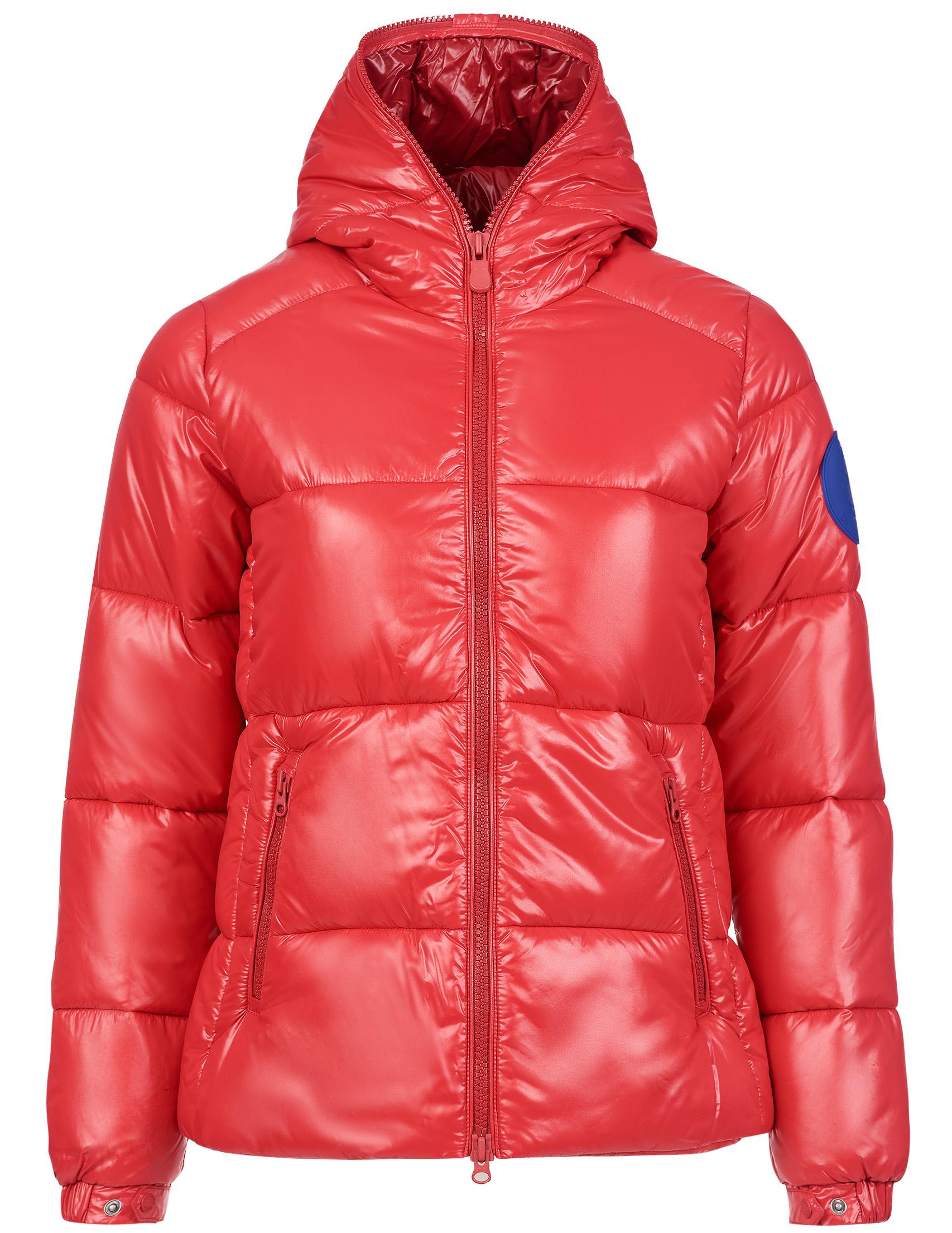 Купить Куртки, Куртка, SAVE THE DUCK, Красный, 100%Нейлон, Осень-Зима