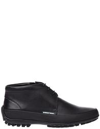 Мужские ботинки Pakerson 34111_black
