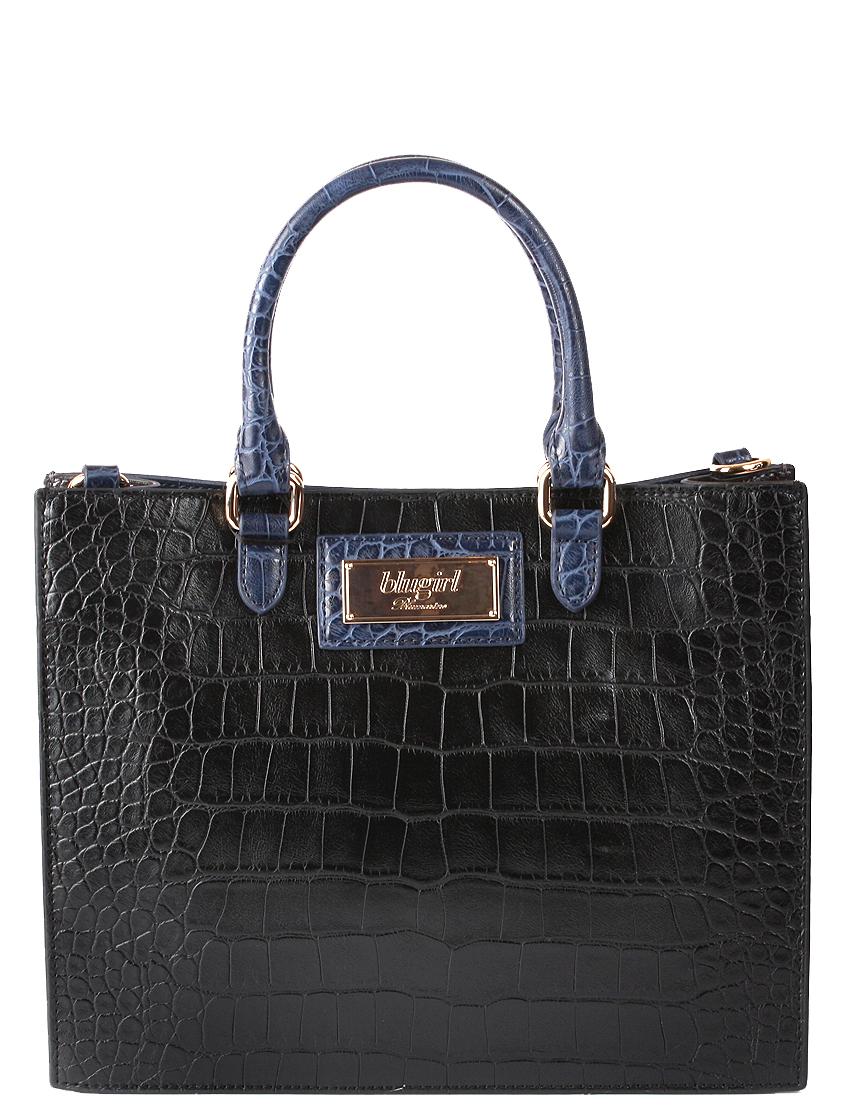 Купить Женские сумки, Сумка, BLUGIRL, Синий, Осень-Зима