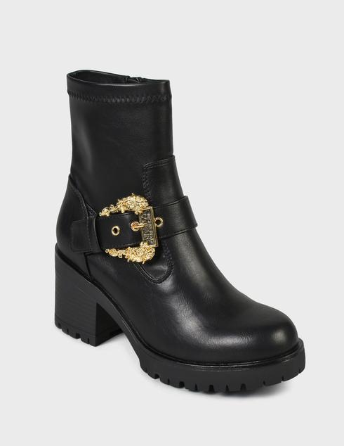 женские черные Ботильоны Versace Jeans Couture AGR-71VA3S92-899 - фото-2
