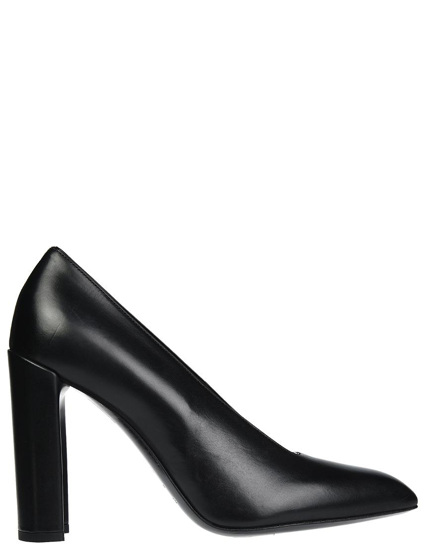 Купить Туфли, PREMIATA, Черный, Осень-Зима