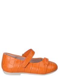 Детские туфли для девочек MOSCHINO 25258_orange
