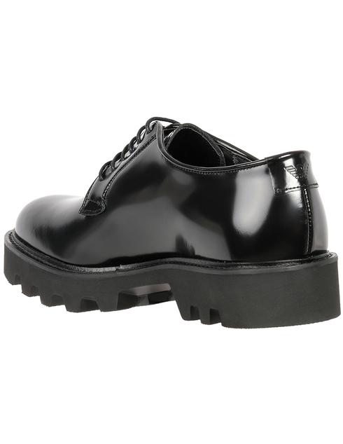 черные Дерби Emporio Armani X4C437XF057-000002 размер - 40