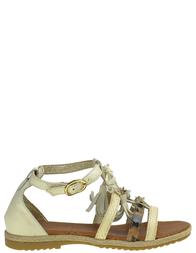 Детские сандалии для девочек ROBERTO CAVALLI EA2163_milk