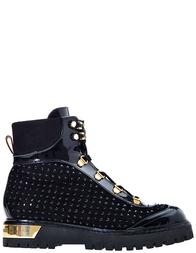 Женские ботинки Loretta Pettinari 2978_black