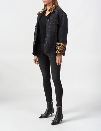 PINKO джинсовая куртка
