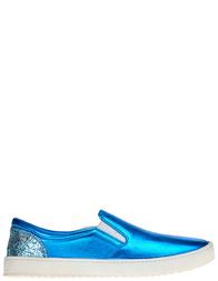 Детские мокасины для девочек Naturino 4087-cobalto_blue