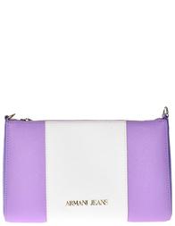 Женская сумка Armani Jeans 922544-SAFFIANO-viola-mix