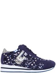 Женские кроссовки Liu Jo 276_blue