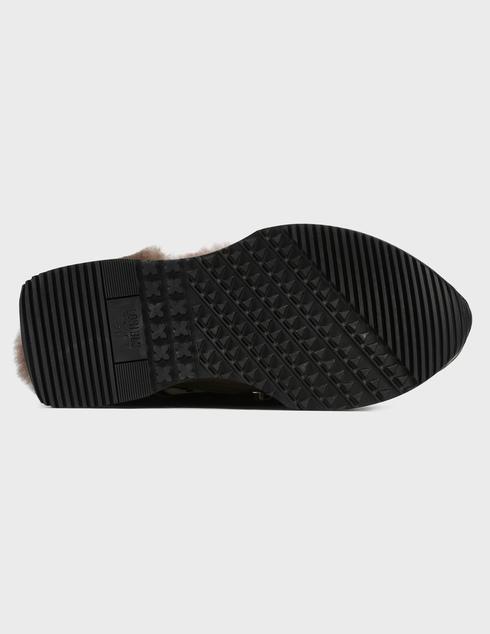 женские коричневые Ботинки Loriblu 2I54620100 - фото-6