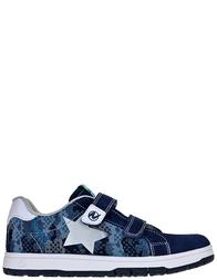Детские кроссовки для мальчиков Naturino sport-532-jeans-navy_blue