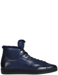Мужские кеды Doucal'S S1776_blue