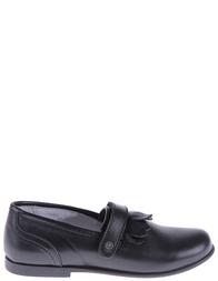 Детские туфли для девочек NATURINO 4579-nero_black