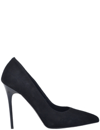 Женские туфли ALBANO Т-6074_black
