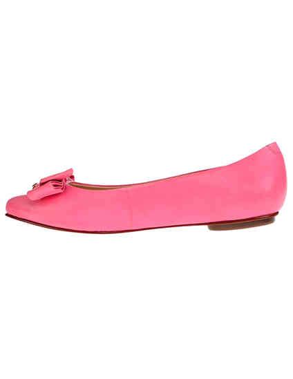 розовые женские Балетки Schutz 4233-5_pink 3172 грн