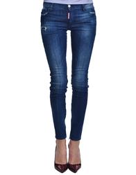 Женские джинсы DSQUARED2 0626_blue
