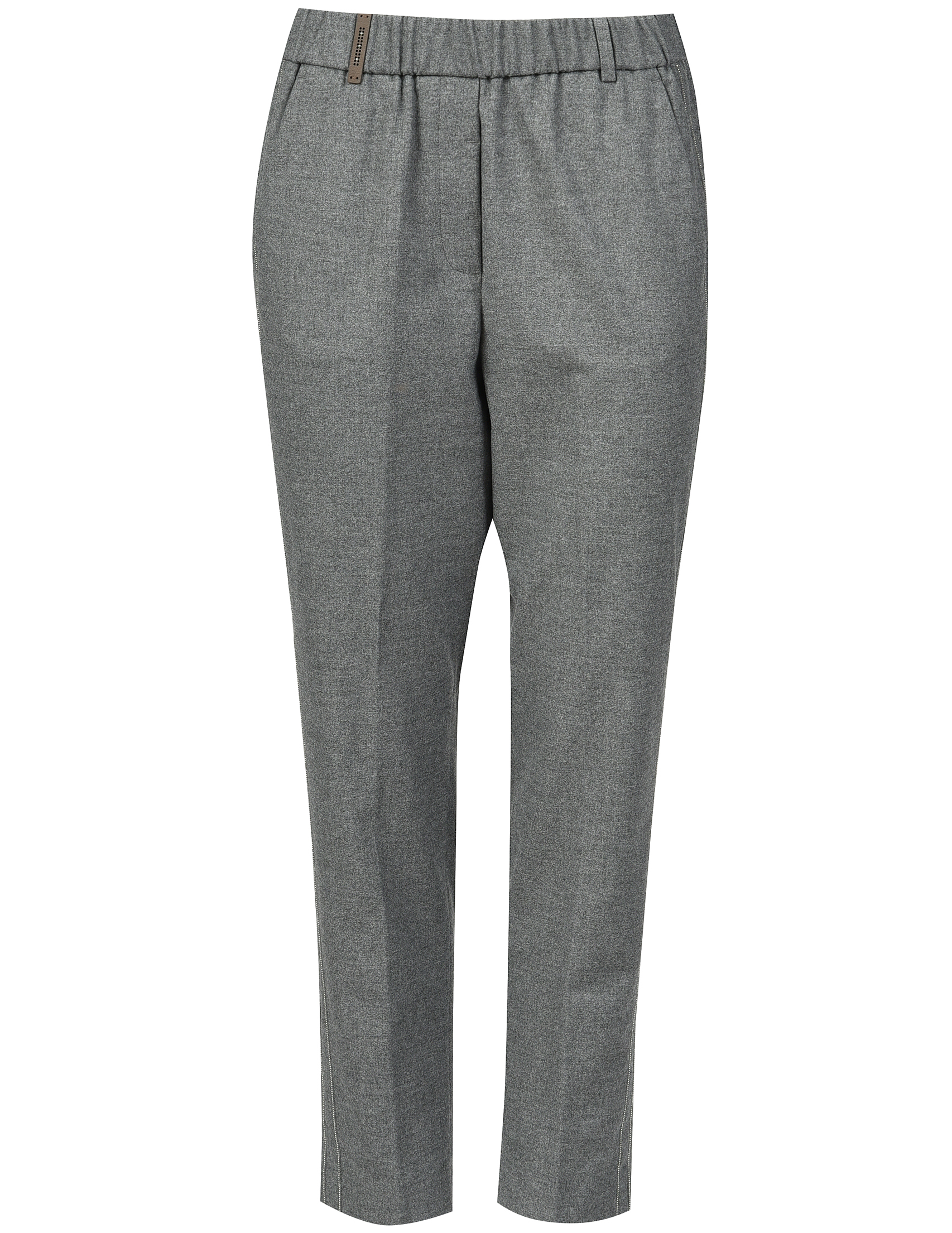 Женские брюки PESERICO 045565_gray