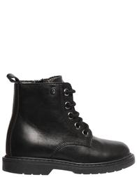 Детские ботинки для девочек Naturino 4750-vitello-nero_black