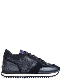 Женские кроссовки LE SILLA AGR-69032_black