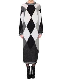 Женское платье BALLANTYNE L1D004-95503_black