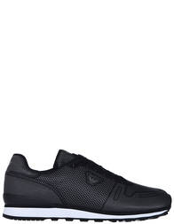 Мужские кроссовки Armani Jeans 6A429_black