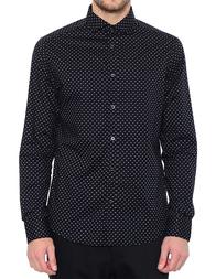 Мужская рубашка ARMANI JEANS 6Y6C74_black
