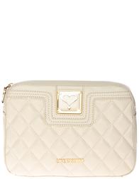 Женская сумка Love Moschino 4004_beige