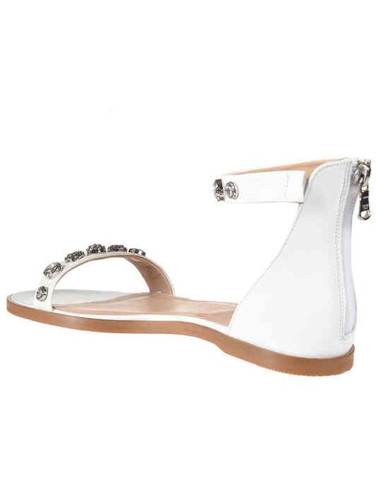 белые женские Босоножки Patrizia Pepe 2V8853/A5B1-W146 4485 грн