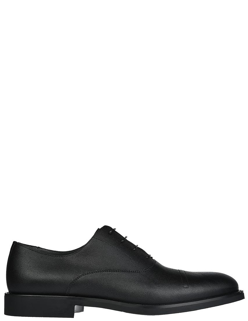 Мужские оксфорды Moreschi AGR-S42778_black