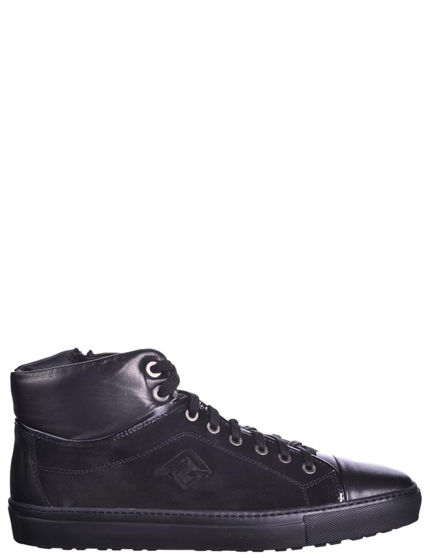 Мужские кеды LUCA GUERRINI 8148-black
