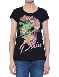 Женская футболка PHILIPP PLEIN 0096_black