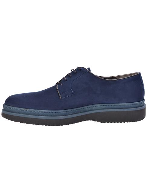 мужские синие Дерби Lagerfeld 6791326760 - фото-2