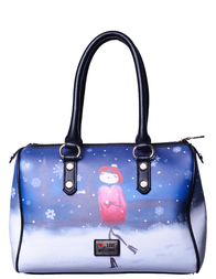 Женская сумка LOVE MOSCHINO JC4075090A_blue