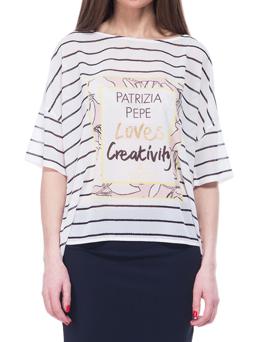 Блуза PATRIZIA PEPE 8J0390A1VT-X1KV