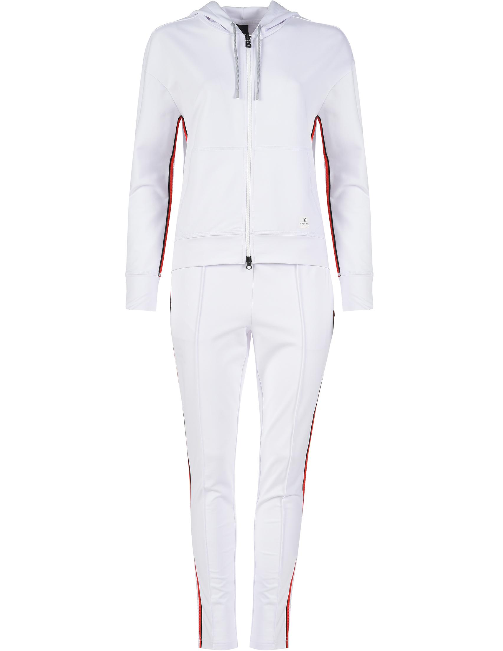 Купить Спортивный костюм, BOGNER, Белый, 70%Хлопок 24%Полиэстер 6%Эластан, Весна-Лето