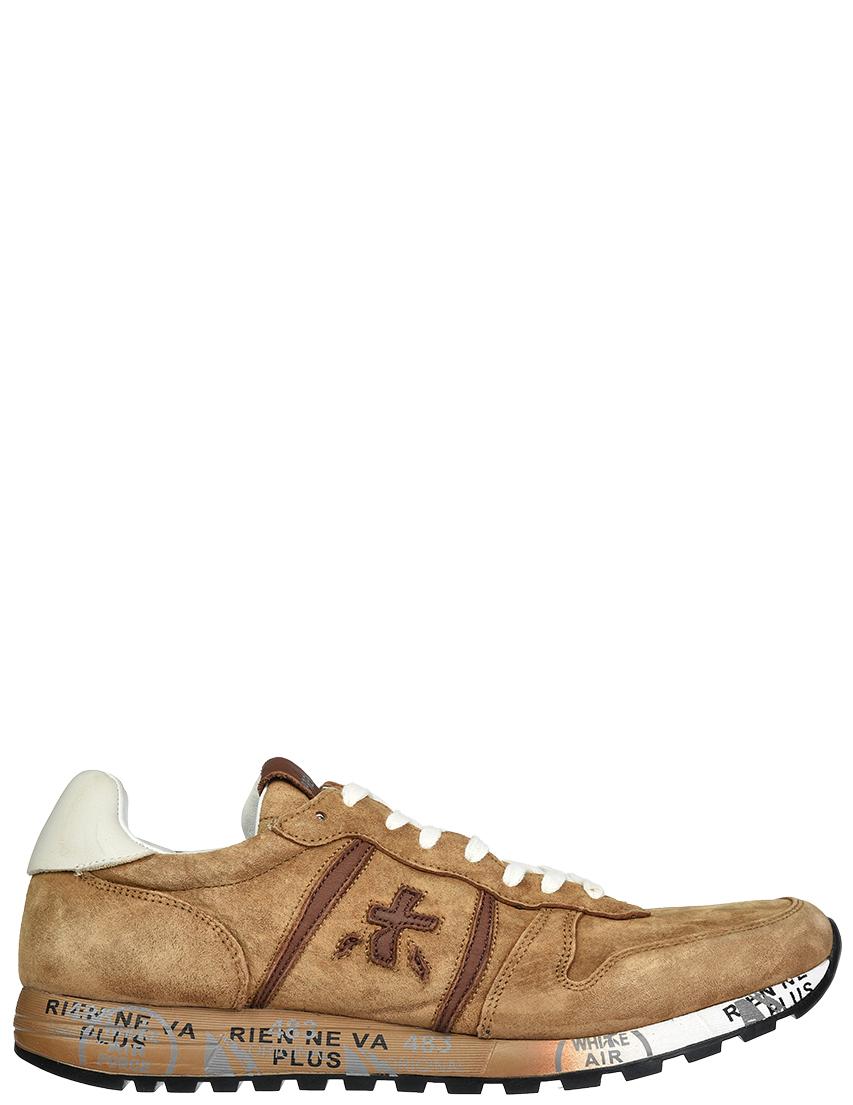 Мужские кроссовки Premiata SVAR3292_brown