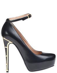 Женские туфли BALLIN 316161_black