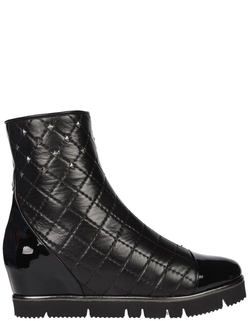Женские ботинки MAFER 85120K_black