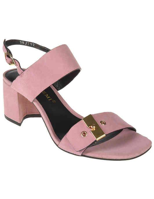женские розовые Босоножки Bruno Premi 0701P_pink - фото-2