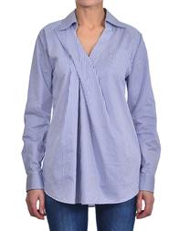 Женская рубашка DSQUARED2 0464_blue