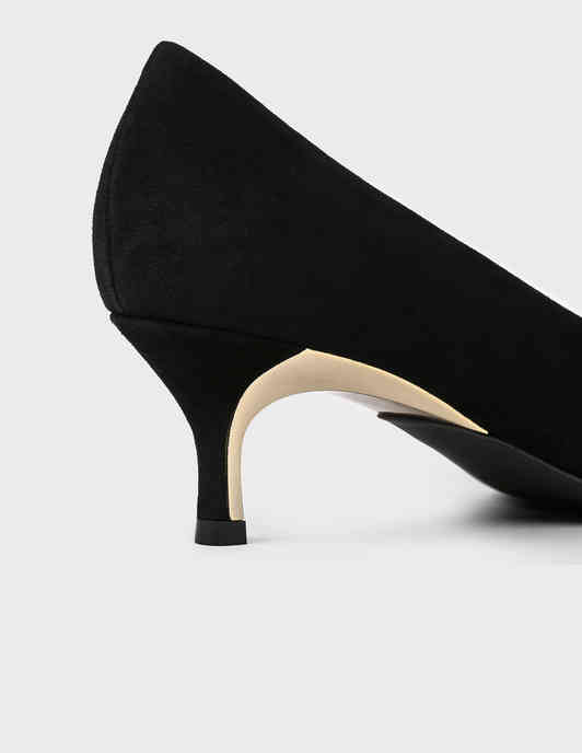 женские черные Туфли Furla YC43FCD-black - фото-6