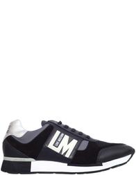 Мужские кроссовки Love Moschino AGR-75061/9101_black