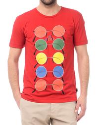 Мужская футболка LOVE MOSCHINO 462826M3448O99